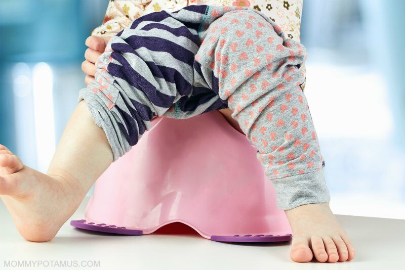 3 day potty training tips
