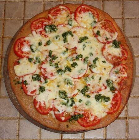 Thin n' Crispy Pizza Crust