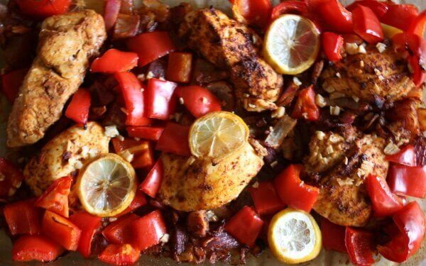 Peruvian roasted chicken recipe
