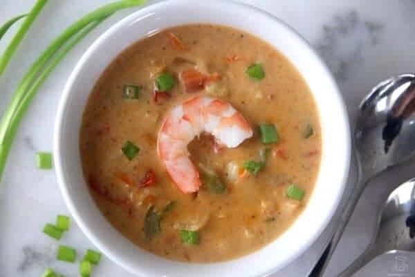 Shrimp Bisque Recipe