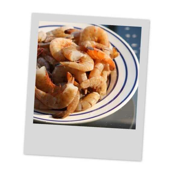 Spicy Cilantro Lime Shrimp