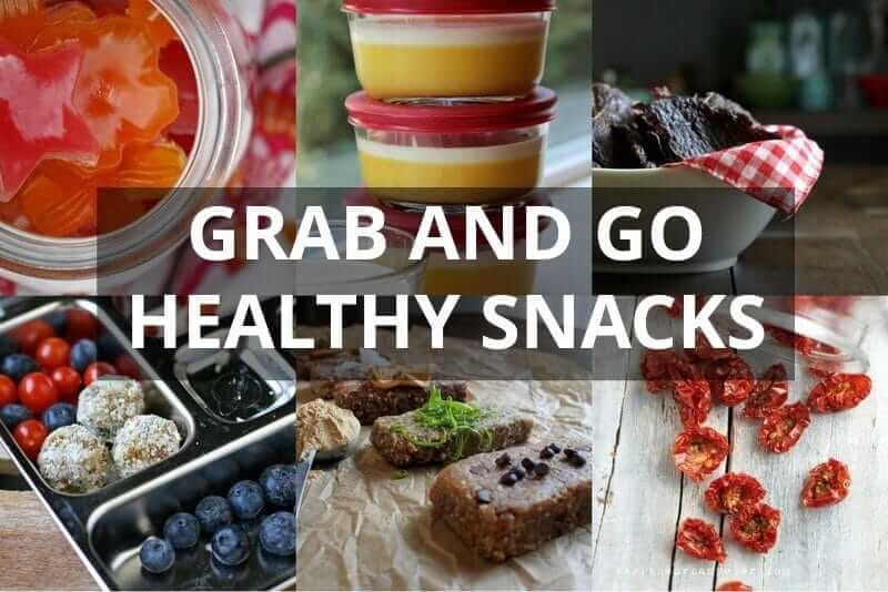 Healthy Snacks For Kids: 21 Grab-and-Go Ideas