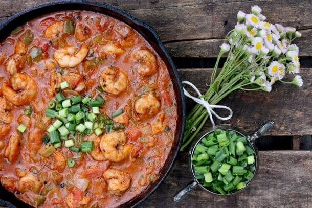 Zesty Shrimp Creole Recipe (Grain-Free)