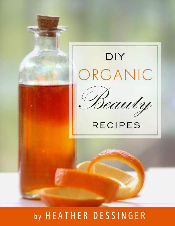 DIy Organic Beauty Recipes by Mommypotamus on Real Food Girl Unmodified