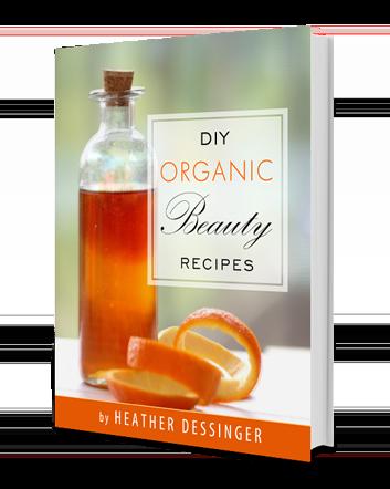 organic beauty book