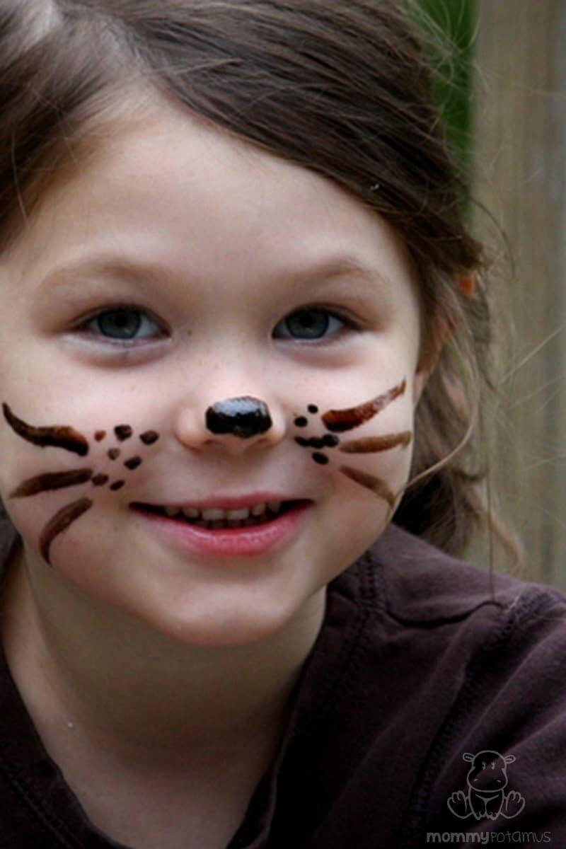 How To Make Face Paint With Natural Ingredients