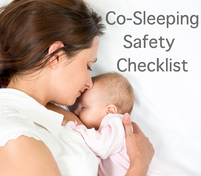 co sleeping safety checklist