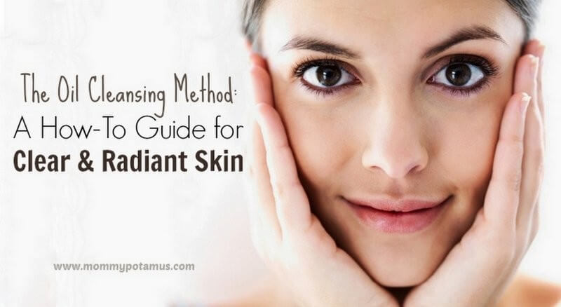 Oil Cleansing Method Tutorial and Recipes