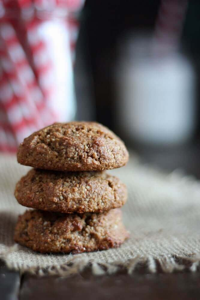 Gingerbread Cookie Recipe (Paleo, Gluten-Free)