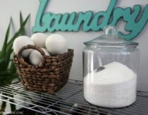 homemade natural detergent recipe