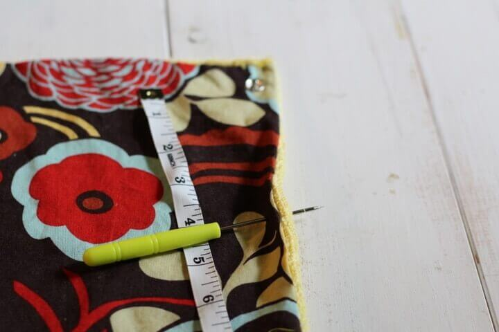DIY Unpaper Towels (Without A Sewing Machine)