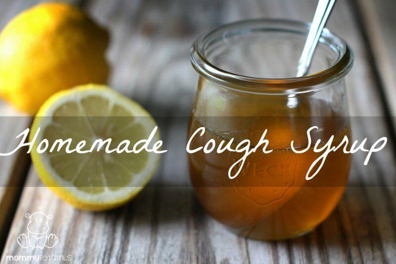 Cold And Flu Remedies: Homemade Cough Syrup
