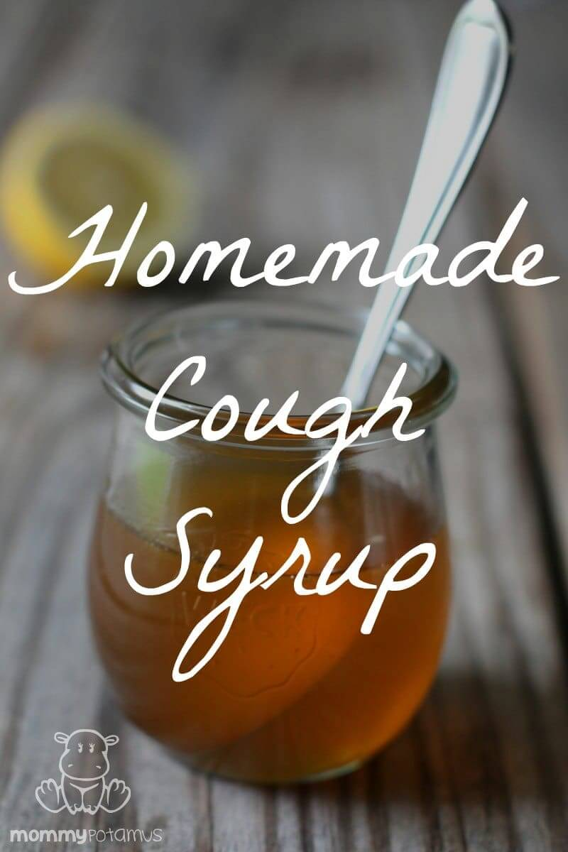 Homemade Cough Syrup - In a study published in Archives of Pediatrics & Adolescent Medicine, researchers concluded that sick children AND THEIR PARENTS got more sleep with this simple home remedy than any other way.