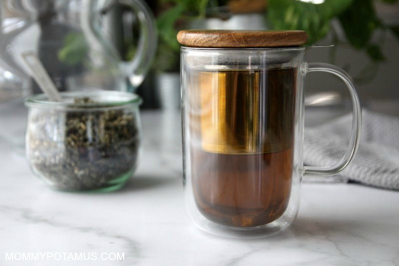 Red Raspberry Leaf Pregnancy Tea Recipe