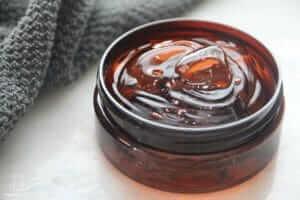 Natural Hair Gel Recipe