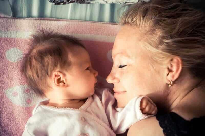 oxytocin bonding birth