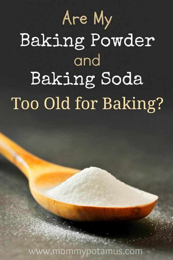 Are My Baking Soda and Baking Powder Too Old for Baking?