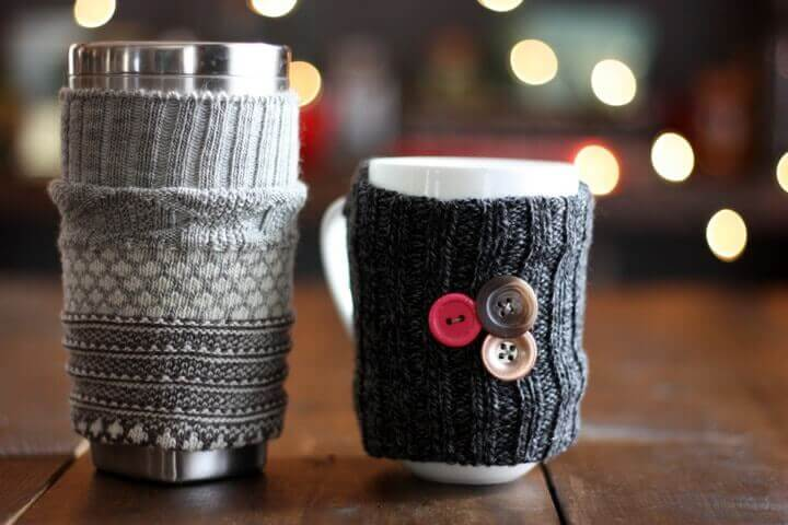 how-to-make-coffee-mug-cozy-from-old-sock