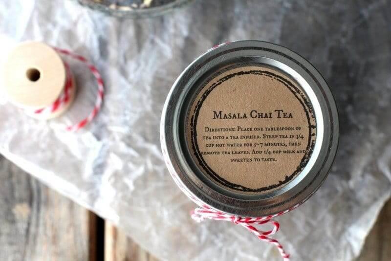 masala chai tea mix
