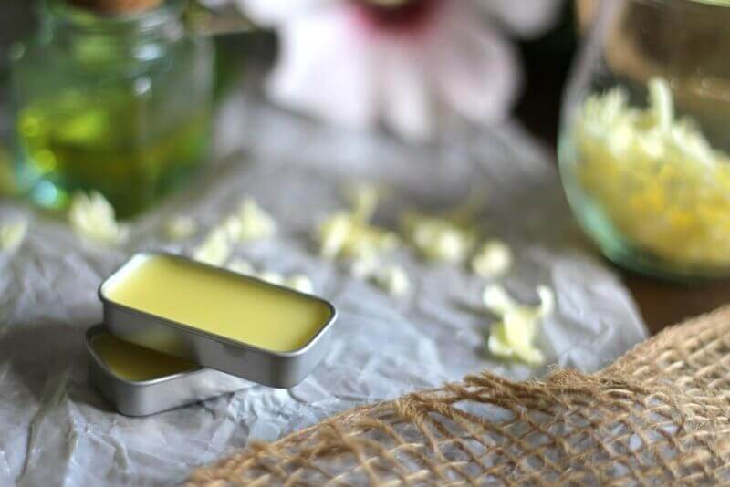Wild Vanilla No. 2 Solid Perfume Recipe