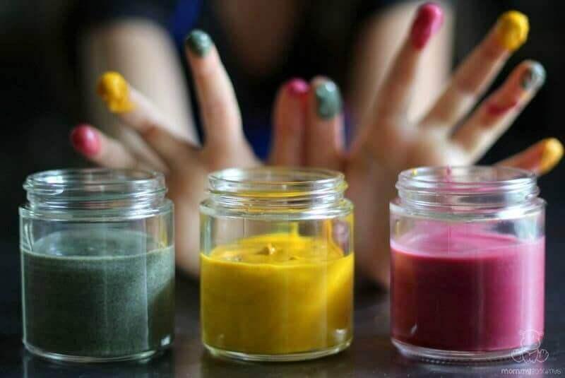 homemade-finger-paint-recipe