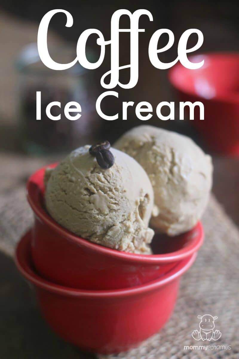 Coffee Ice Cream RecipeMommypotamus |
