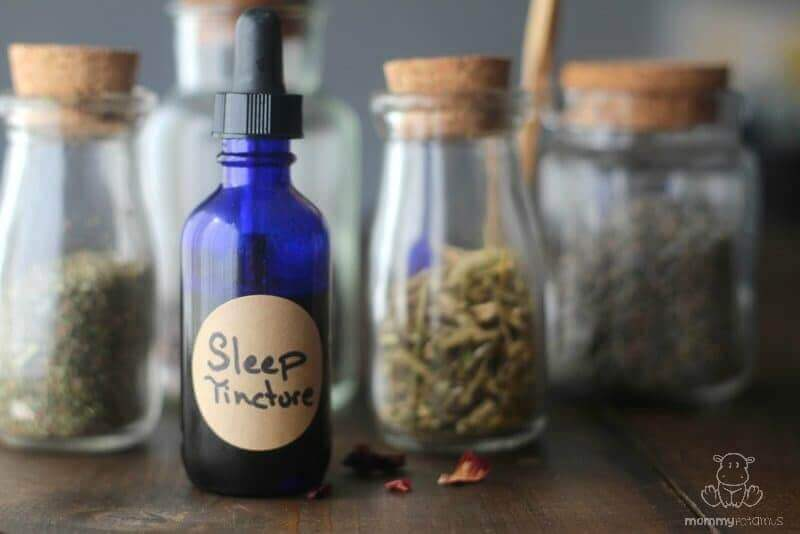 homemade-sleep-tincture-recipe