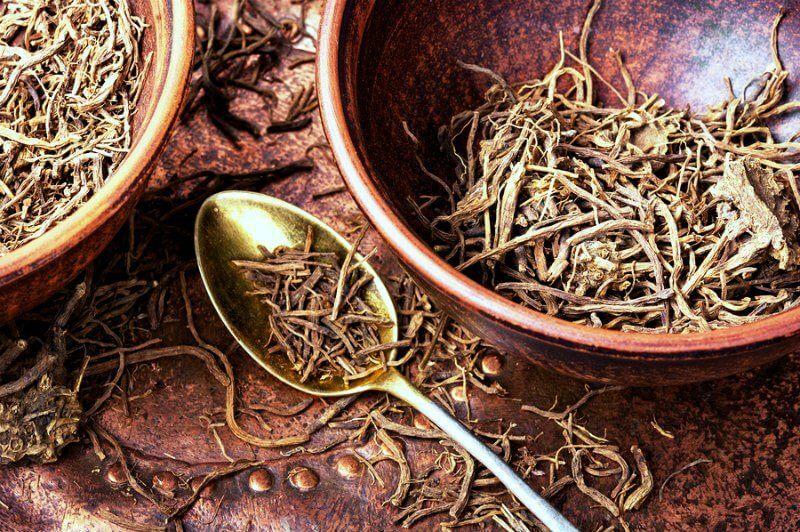 Valerian Roots And Rhizomes