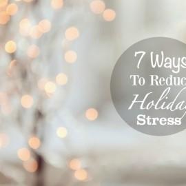 tips-reduce-holiday-stress