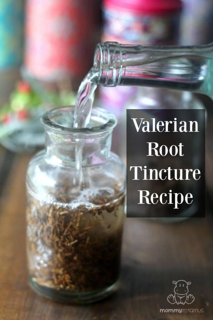 valerian-root-tincture-recipe