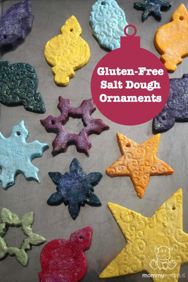 Gluten-Free Salt Dough Ornament Recipe