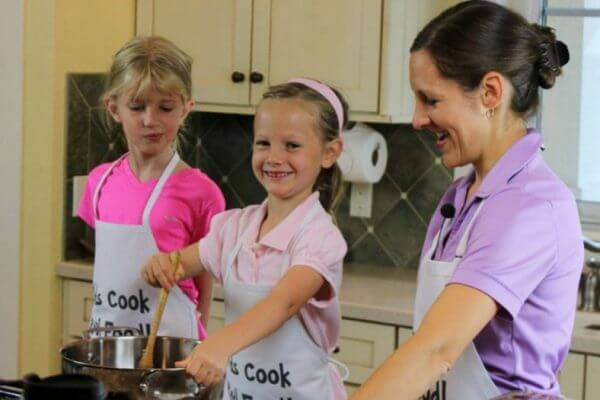 Teach Your Kids To Cook! (Free Mini-Class)