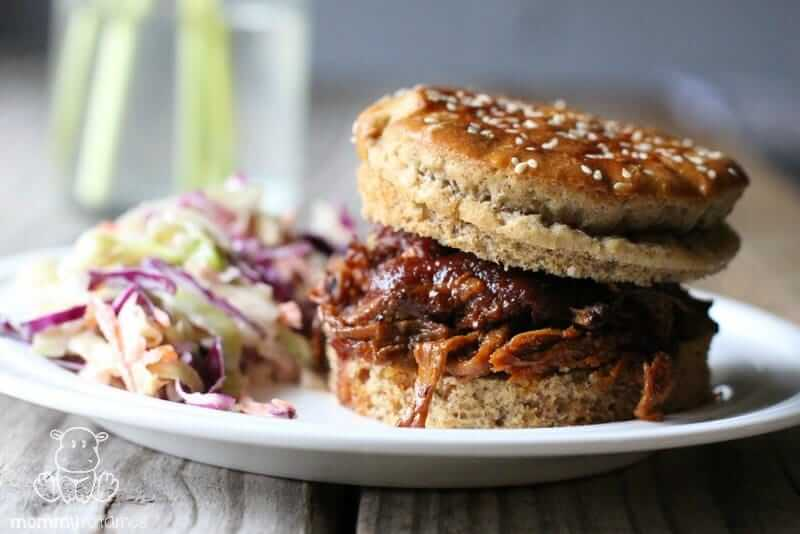 Also, the pulled pork becomes sweeter after spending a night in the ...