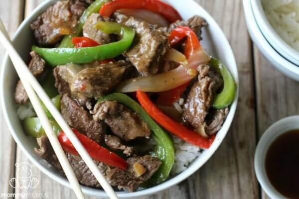 Pepper Steak Recipe (Gluten-Free, Paleo)