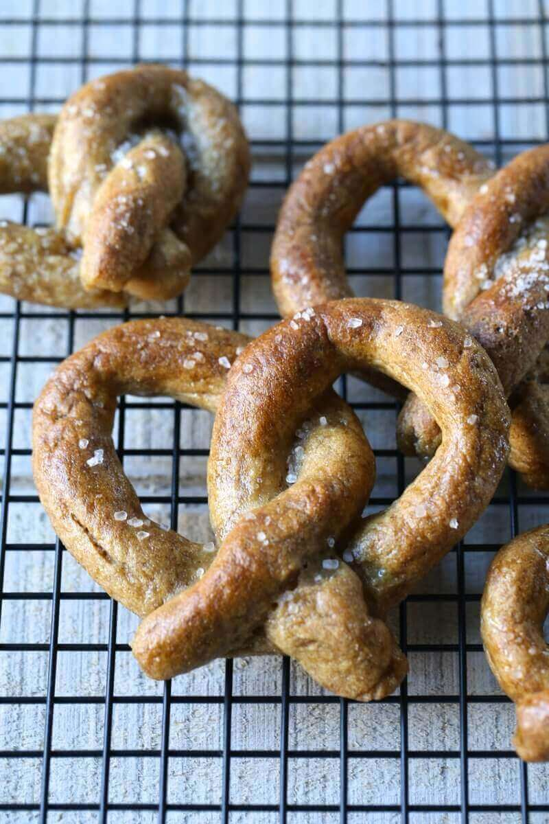 Gluten-Free Soft Pretzels Recipes — Dishmaps