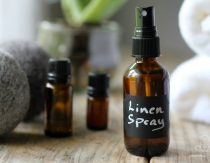 Homemade Air Freshener And Linen Spray