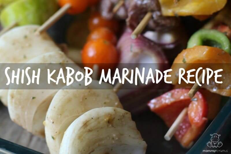 Shish Kabob Marinade Recipe
