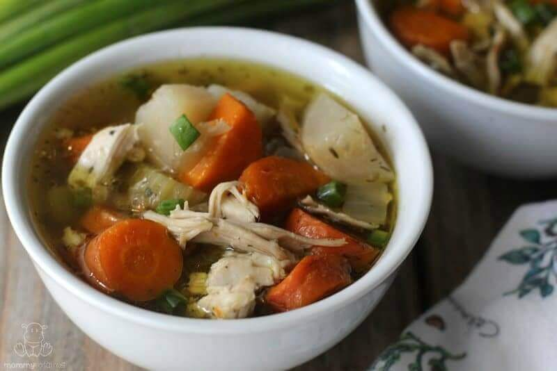 instant-pot-chicken-soup-recipe