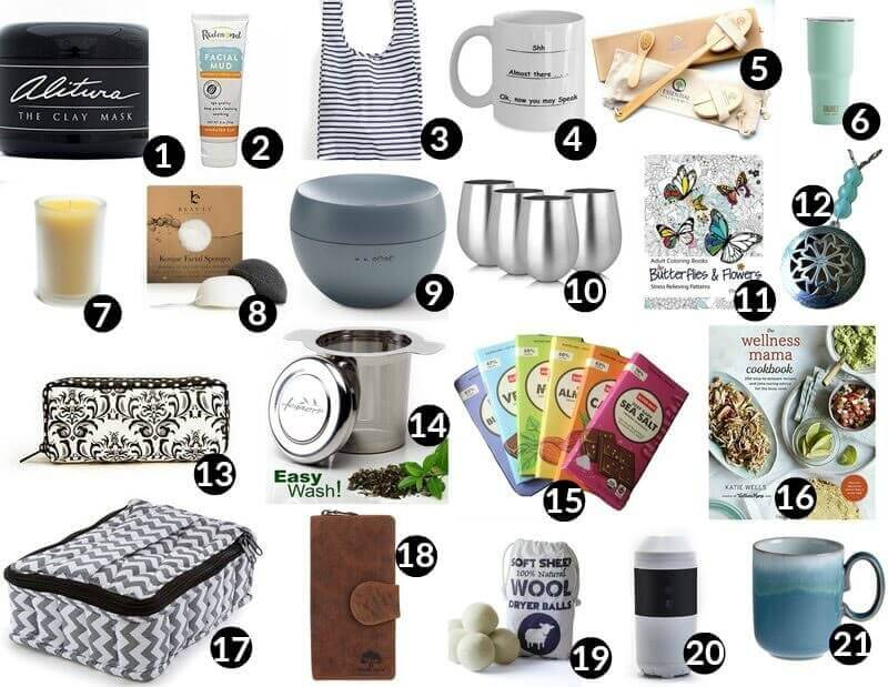 2017 Natural Holiday Gift Guide For Women