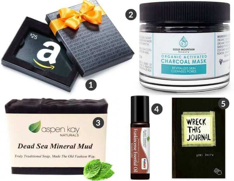 Natural Holiday Gift Guide For Teens