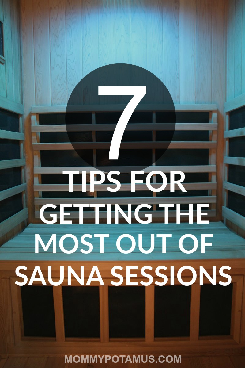 Since posting about the benefits of infrared saunas last week, I've received quite a few questions about how long one should stay in a sauna and whether or not it's safe while breastfeeding, etc. Here's a beginner's guide that should answer some of those question. If you have one not covered, please let me know!