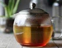 Yellow Dock Detox Tea