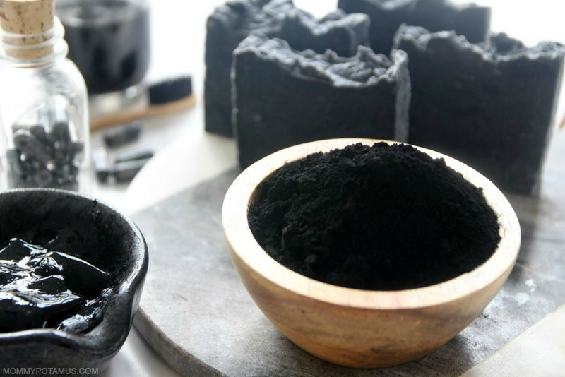 10 Activated Charcoal Uses for Beauty, Health & Home