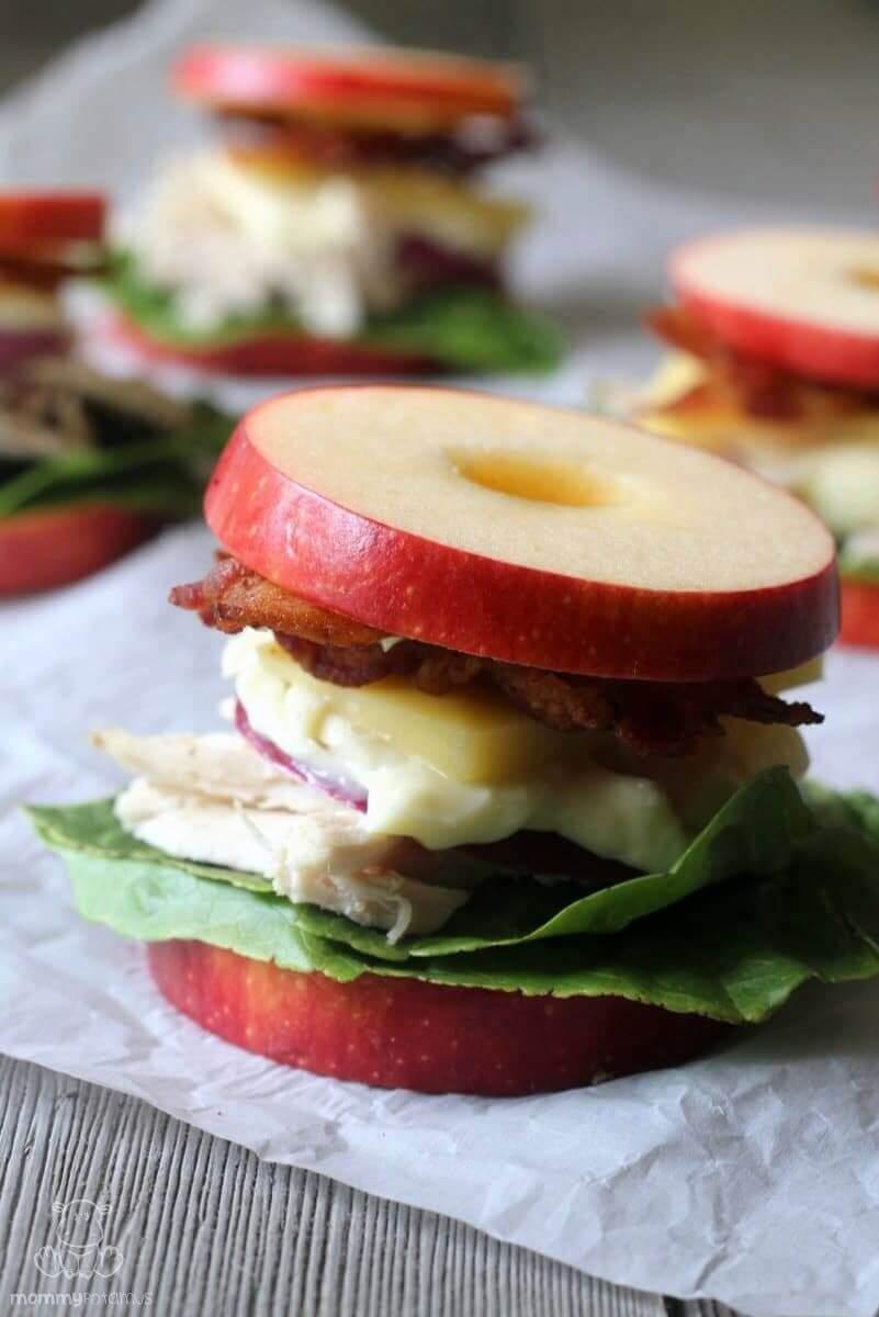 apple sandwich recipe