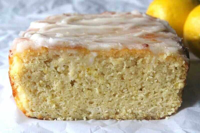lemon bread recipe gluten free paleo