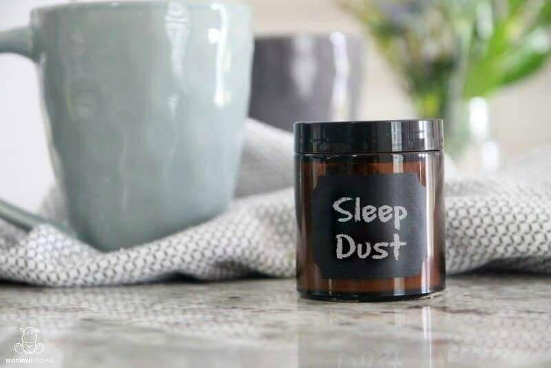 sleep dust recipe