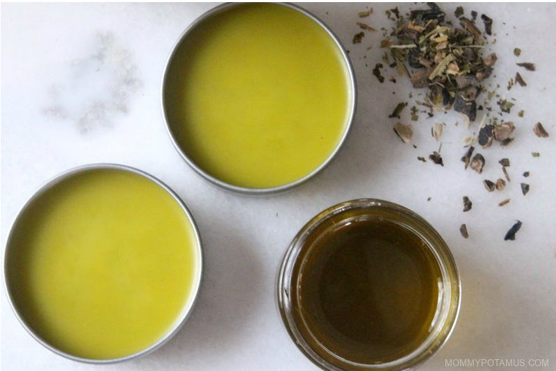 How To Make Comfrey Oil And Salve (And Why To Avoid Comfrey Tea)
