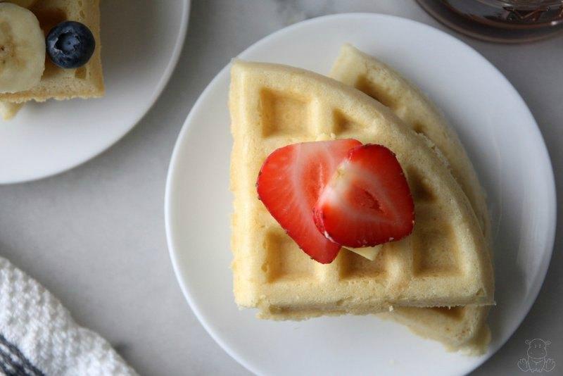 gluten free waffles recipe almond flour