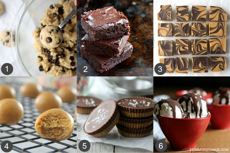game day dessert recipes