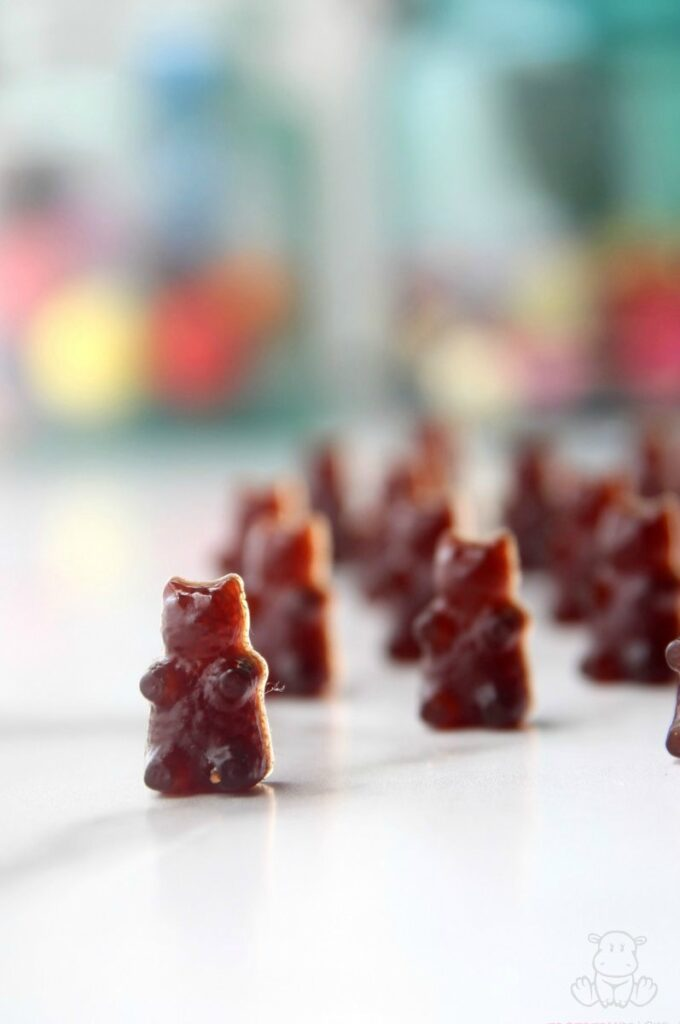 homemade elderberry gummies recipe